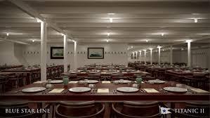 Titanic First Class Dining Room Man Overboard Aussie Tycoon Insists Titanic Ii Good Idea Cnn Travel