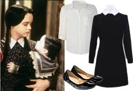Wednesday Addams Costume 25 Halloween Costumes W Your Lbd