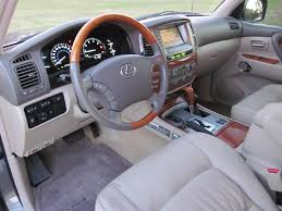 lexus lx 470 car price for sale 2006 lexus lx470 v8 4x4 nav sunroof mark levinson one