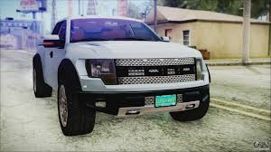 ford raptor side view ford f 150 svt raptor 2012 stock version for gta san andreas