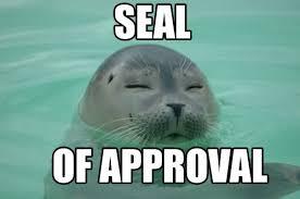 Approved Meme - image seal of approval jpg future card buddyfight wiki fandom