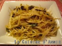 comment cuisiner les pousses de soja recette pousses de haricots mungo poêlées la cuisine familiale
