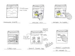 storyboards ux google search templates storyboard