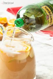 easy ginger pear sangria recipe chew out loud
