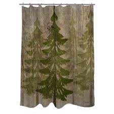 Green And Brown Shower Curtains Green Shower Curtains For Less Overstock Vibrant Fabric