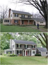 Exterior Paint For Homes - the 25 best painted brick houses ideas on pinterest brick house