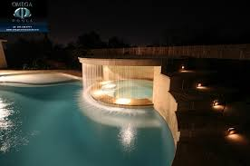 pools with waterfalls charming spectacular pool waterfalls to fashion every backyard