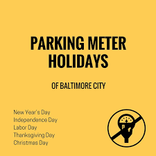 The Meaning Of Thanksgiving Day Parking Meters Parking Authority