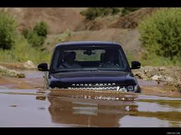 land rover range rover off road 2013 range rover off road in water hd wallpaper 210