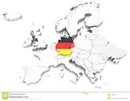 germany europe map germany in europe map travel maps and major tourist attractions maps