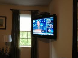 chic and modern tv wall mount ideas for living room tv wall
