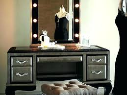 Professional Vanity Table Interior Professional Makeup Vanity Table With Lights