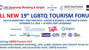 miami bureau of tourism cmi s 19th lgbtq tourism forum w hotel fort lauderdale out of