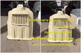 Plastic Calf Hutches Dairy Farm Plastic Calf Hutches For Calves With Dip Galvanized