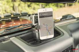 jeep wrangler yj dashboard dash multi mount phone kit 11 17 jeep wrangler jk jeepmania