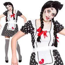 Rag Doll Halloween Costumes Rag Doll Costume Ebay