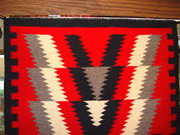 how to display navajo rugs