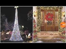 Outdoor Christmas Decorations Kmart by Outdoor Christmas Outdoor Christmas Decorations Youtube