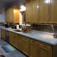 stainless kitchen backsplash kitchen backsplash backsplash designs metallic wall tiles