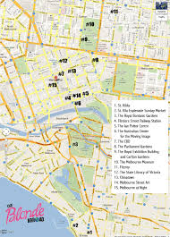 Royal Botanical Gardens Melbourne Map 15 Free Things To Do In Melbourne The Abroad