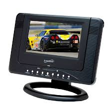 black friday portable dvd player supersonic sc 491 7 portable tv with dvd player atsc tuner usb