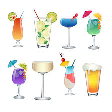 alcoholic drinks clipart clipart