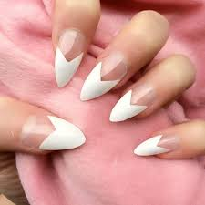 31 short pointy nail designs with images pointed nails pointy