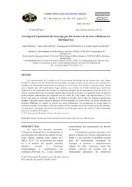si e du cr it agricole spatio temporal dynamics of pdf available
