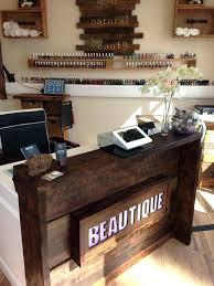 Reception Desk Ebay Hair Salon Reception Desk Best Salon Reception Desk Ideas On