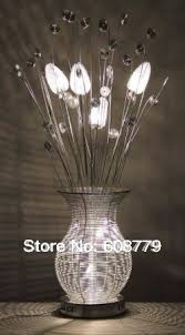 free shipping elegant modern european crystal floor lamps for