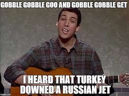 russian jet thanksgiving imgflip