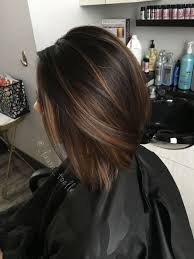 shades of high lights and low lights on layered shaggy medium length these are the most flattering highlights for your hair color hair