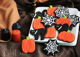 Sugar Cookies For Halloween Black Cookies For Halloween Lilaloa Black Cookies For Halloween