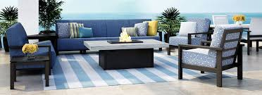 blue patio furniture mopeppers 16246efb8dc4