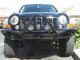 jeep liberty front bumper lost jeeps view topic new tube bumper