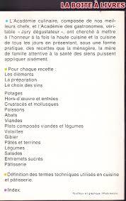terme technique de cuisine cuisine française recettes classiques de plats et mets