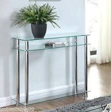 Acrylic Console Table Ikea Clear Console Tables U2013 Launchwith Me