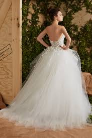 carolina herrera wedding dress carolina herrera bridal 2017 collection vogue