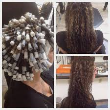 pictures of spiral perms on long hair tight spiral perm long whipcare com