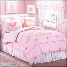 girls bedding pink pink and white striped bedding modern bedroom with pink color