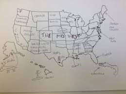 United States Map With Latitude And Longitude by 100 Latitude Longitude Us Map Median Center Of United