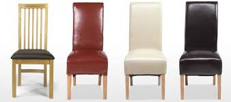 White Leather Dining Chairs Australia Chair Modern Grey Leather Dining Chairs Modern Orange Leather