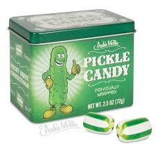 pickle candy pickle candy archie mcphee