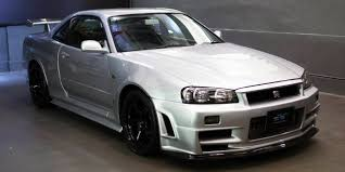 nissan urvan modified you can buy this extremely rare 2003 r34 skyline gt r z tune