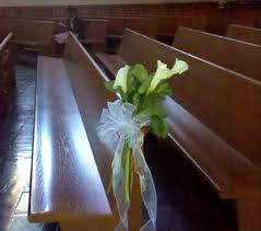 Wedding Flowers Church Wedding Flower Arrangements For Church Pews Best Ideas About Pew