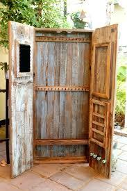 rustic jewelry armoire armoire rustic jewelry armoire antique walnut upright box red