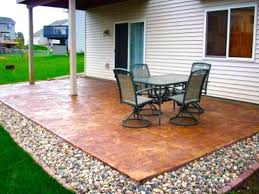 patio ideas cement patio furniture sets concrete patio furniture