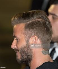david beckham hairstyle picture gallery david beckham