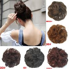 bun scrunchie hair bun scrunchie promotion shop for promotional hair bun