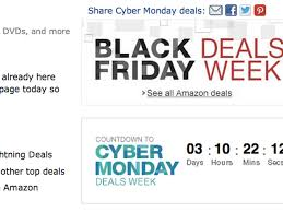 what are amazon black friday deals amazon launches black friday deals store cnet